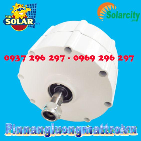 Moto Tua Bin Gió Solarcity 800w