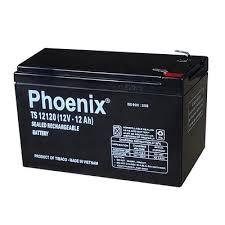 Ắc Quy Phoenix Kín Khí CN 12V-12Ah (TS12120)