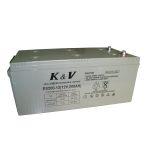 ẮC QUY K&V MSB-250(2V/250AH)