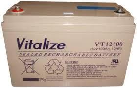 ÁC QUY VITALIZE A12-5H( VT1205)(12V - 60AH )