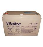 ÁC QUY VITALIZE VT12100(12V-100AH)