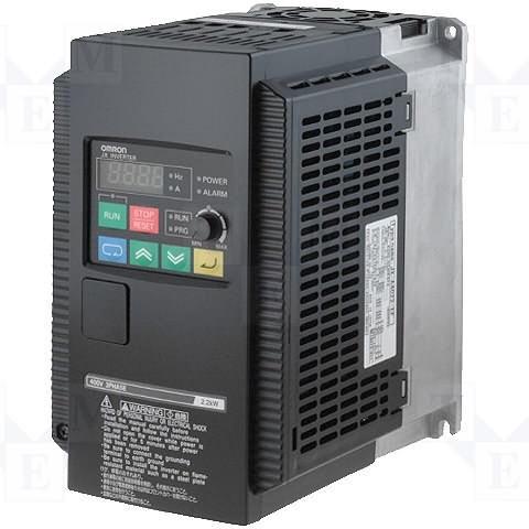 BIẾN TẦN OMRON 3G3MX2 1.5KW, VÀO 1P/3P RA 3P 220V.