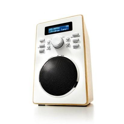 Đài radio DAB màu gỗ - DAIRADIO