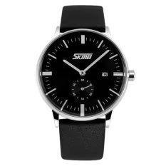 Đồng hồ nam dây da Skmei 9083 (Đen)              (2)   Mời bạn đánh giá sản phẩm này