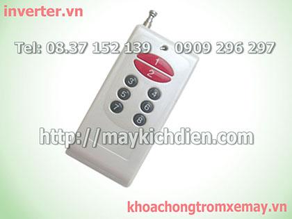 Remote 6 Phím Điều Khiển Từ Xa