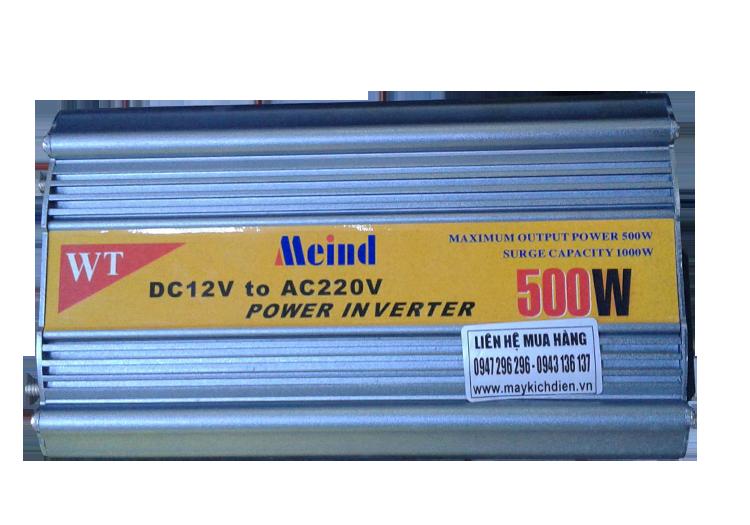 Máy Kích Điện 800W -12Vdc Sang 220Vac