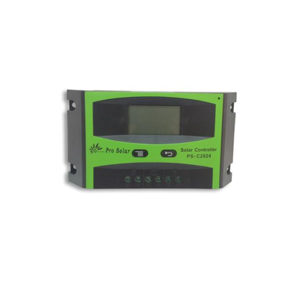 PRO SOLAR PS - C1024/10A _ 12V/24V+USB