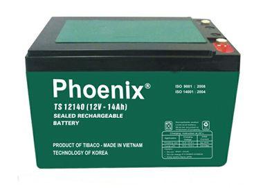 Ắc Quy Phoenix Kín Khí CN 12V-14Ah (TS12140)