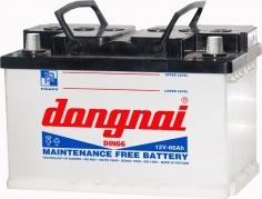 Ắc quy đồng nai nước 12V-66Ah (DIN66)