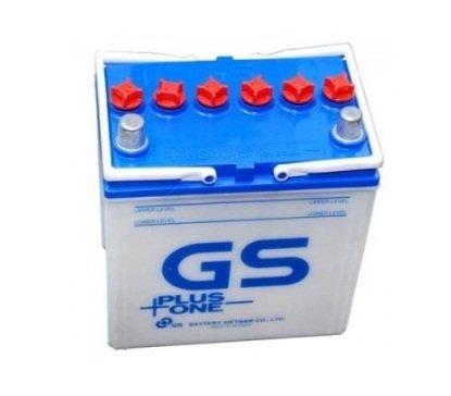 Ắc quy GS nước 12v-60Ah (N50ZL)
