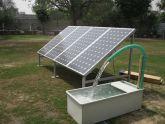 HT bơm nước bằng năng lượng mặt trời