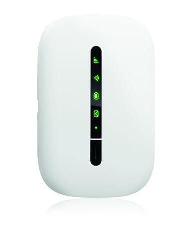 Vodafone Mobile Wi-Fi R207: Thiết bị phát sóng wifi từ Sim 3G, tốc độ 21.6Mbps