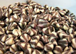 Chocolate Chíp Đen Trắng 100g