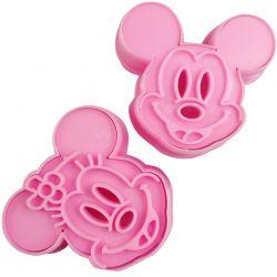 Bộ Cutter 2 Chiếc Mickey