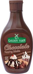 Topping golden farm chocolate 630g