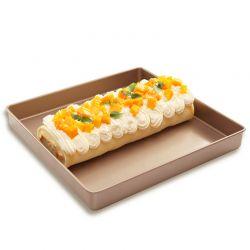 Chefmade - Khay nướng bánh cuộn 28*28