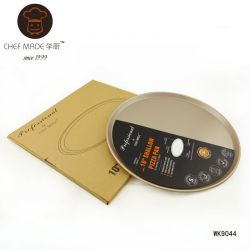 Chefmade - Khay nướng Pizza đế mỏng - 27cm