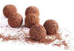 Cách Làm Chocolate Truffles
