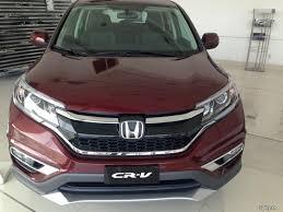 HONDA CRV 2016 - 2.4L TG