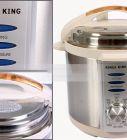 Nồi áp suất Korea King K6 cao cấp 6 lít