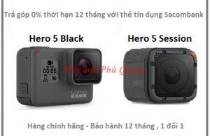 Phú Quang nhận Pre order Gopro Hero 5 Black