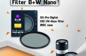 Mua Ống Kính Sony Chính Hãng Tặng Filter B-W Nanon Xs pro Nano chính hãng