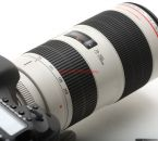 Lens Canon EF 70-200mm F2.8 L IS II