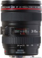Lens Canon EF 24-105mm F4 L IS