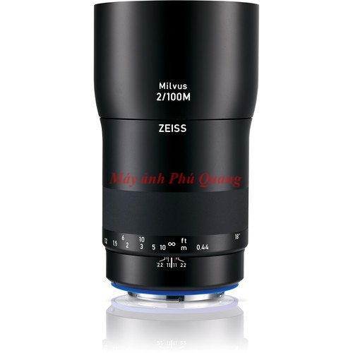 Zeiss Milvus 100mm F2 ZE/ZF2 for Canon/Nikon