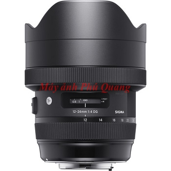 Sigma 12-24mm F4 Art for Canon / Nikon / Sigma
