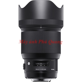 Sigma 85mm F1.4 Art for Canon / Nikon / Sigma