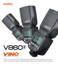 Flash Godox V860II