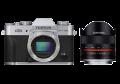 Fujifilm XT20 body + Samyang 8mm F2.8