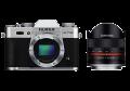 Fujifilm XT10 body + Samyang 8mm F2.8