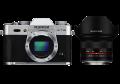 Fujifilm XT10 body + Samyang 12mm F2