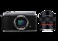 Fujifilm X-E2s body + Samyang 8mm F2.8