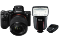 Sony A7 II body + Nissin Di700A Kit Set