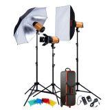 Bộ đèn studio ánh sáng chuyên nghiệp GODOX 300SDI