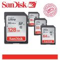 Sandisk SD 16Gb Ultra 80Mb/s