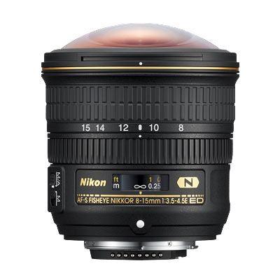 Nikon 8-15mm F3.5-4.5E