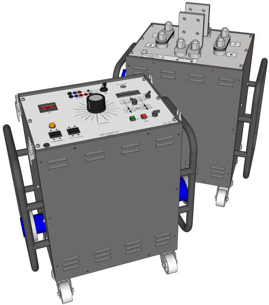 Hợp bộ tạo dòng cao thử nghiệm máy cắt điện