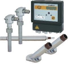 FLOMIC FL3005 máy đo dòng chảy siêu âm để lắp ống dẫn trực tiếp