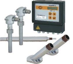 Máy đo lưu lượng siêu âm SONOELIS SE806X để lắp ống dẫn trực tiếp