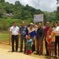 Chương trình Nông nghiệp sinh thái nông thôn vì sinh kế READ