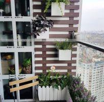Mẫu ban công đẹp chung cư Center Point Hà Nội