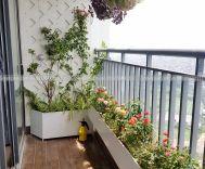 Ban công chung cư Ecolife Tây Hồ, Mẫu ban công chung cư đẹp