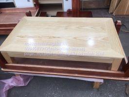bàn osin gỗ sồi 100x55