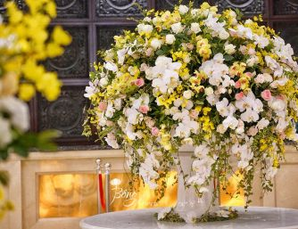 Bông Flowers trong lòng Vinpearl Hà Tĩnh