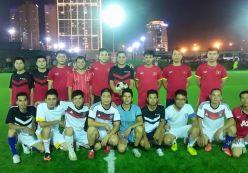 Hoàng Nguyễn giao hữu bóng đá