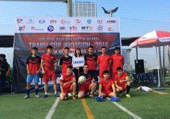 Hoàng Nguyễn tham dự giải Hikvision Cúp 2016